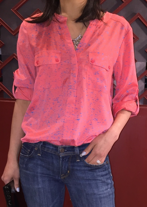 stitchfix Rilo Petite blouse