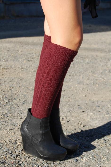 Petite Knee-Socks